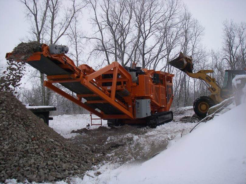 Prep to Crush Recycle in Cold Weather