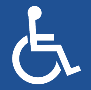 The current International Symbol of Access was designed in 1968.