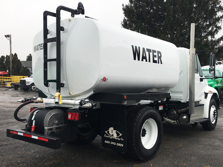 Curry Supply has updated its water trucks and water truck tank kits as of January 2017.