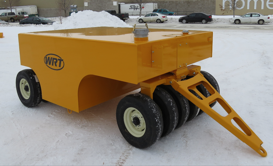 PTW water ballast tire roller from WRT Equipment