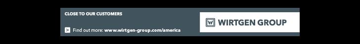 Wirtgen America Banner Ad