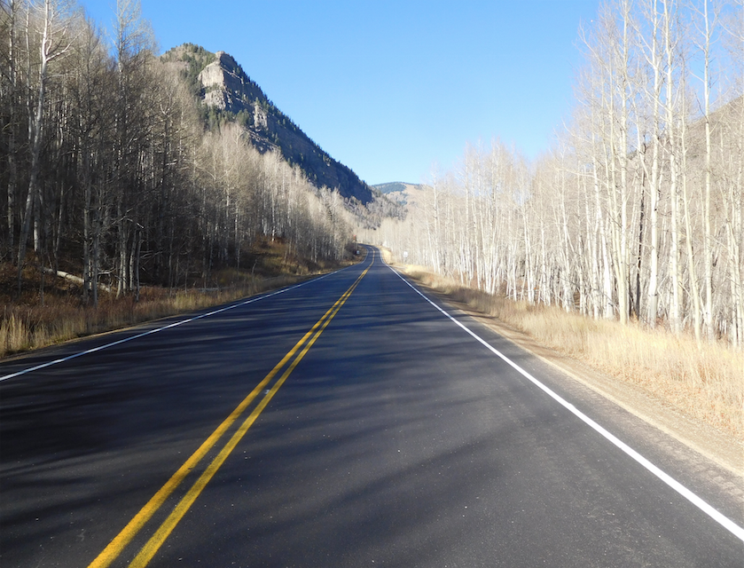 Colorado visitors have an improved, award-winning asphalt surface along the State Highway 145 in Dolores County thanks to Elam Construction's dedication to quality and partnership with CDOT.