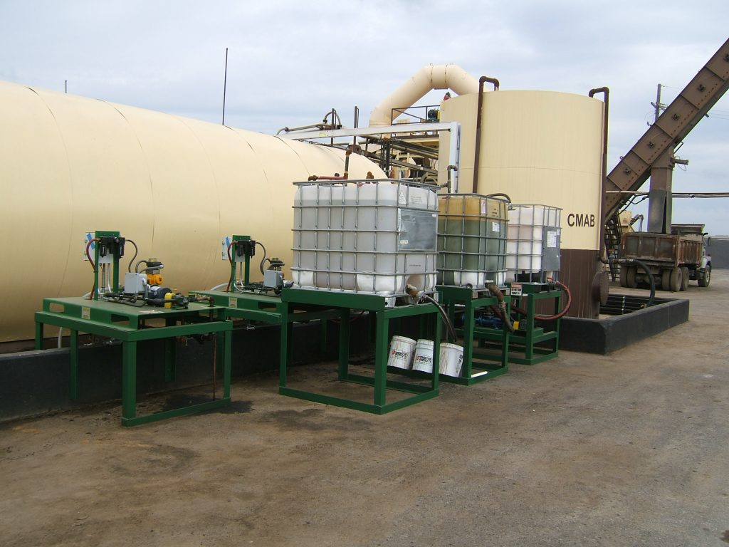 Bossier said the Accu-Shear only minimally affected the production process. As with any additional equipment, adding the Accu-Shear meant plant personnel would have to run the appropriate controls for blending with the Accu-Shear and additive tanks.
