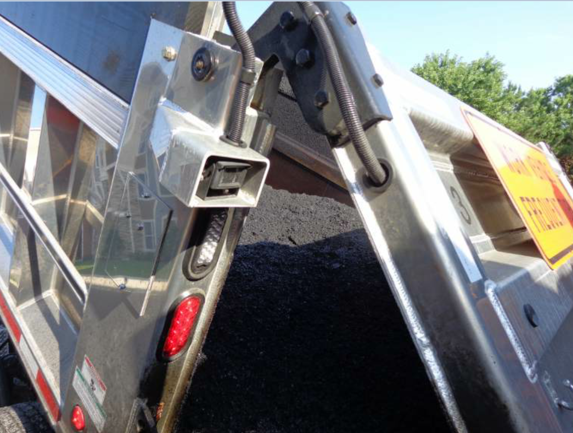 To increase visibility of a percentage of the area behind the haul truck, drivers and fleet managers can install wireless or wired backup camera systems with either black-and-white or full color display screens in truck cabs. Options in today's marketplace cover the gauntlet, with robust protective covers, like the one you see here, for the cameras used on construction projects.