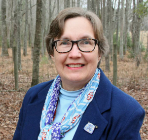 """Judith """"Judy"""" Corley-Lay is the new director of the National Center for Pavement Preservation"""