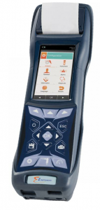 The E4500-3 from E Instruments is the company's new combustion and emissions analyzer.Caption for image saved as PG E1500 photo (SMALLER)The E1500 from E Instruments is a portable emissions analyzer.