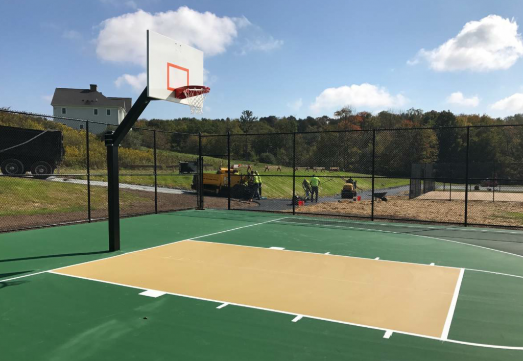 How To Pave A Sport Court Practice Really Does Make
