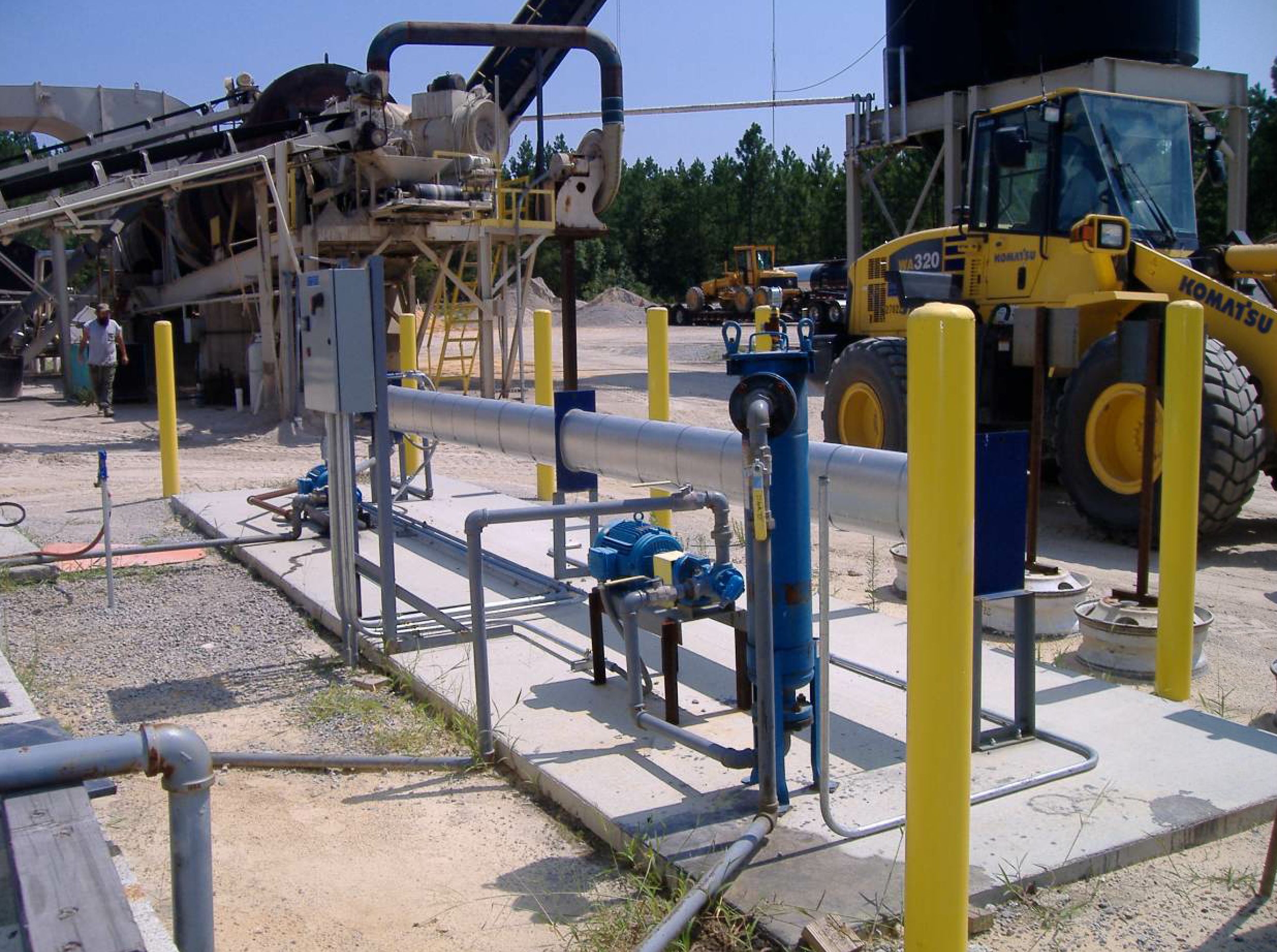 PHCo offers inline electric fuel oil preheaters to adjust viscosity in heavy fuel oil.