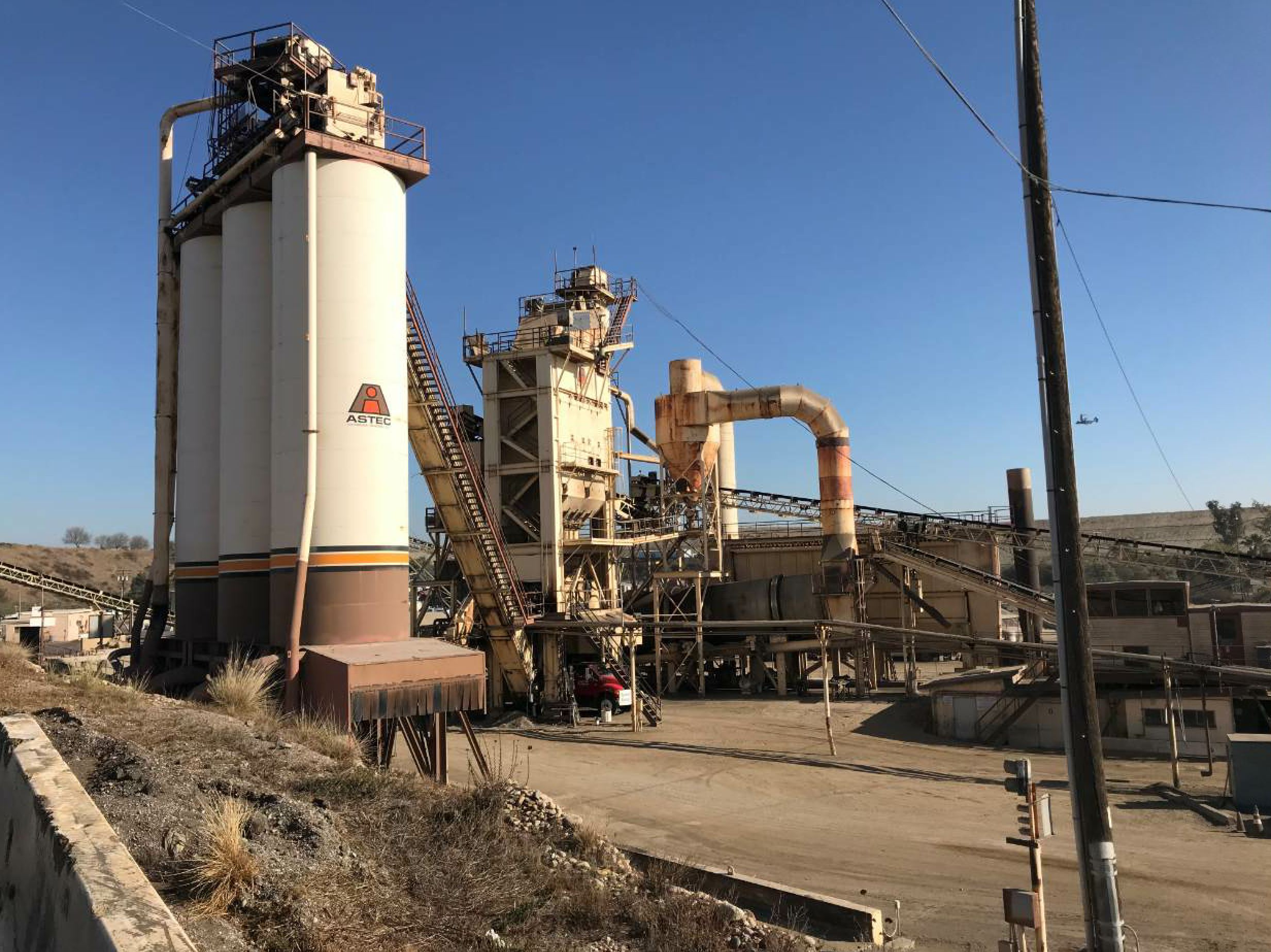CCA's Miramar plant is one of three the company operates in the greater San Diego area.