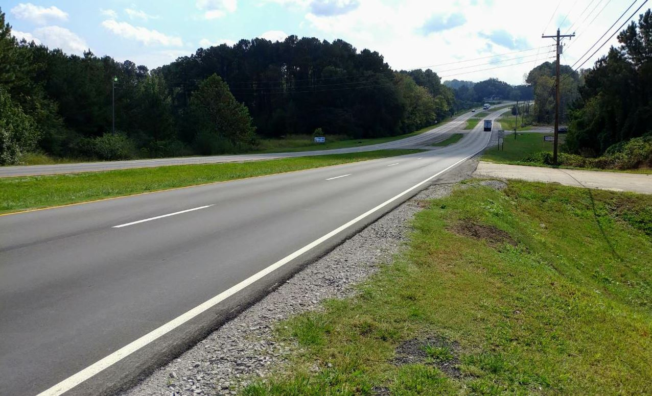This gorgeous stretch of highway in Morgan County has earned the 2016 Perpetual Pavement Award for the Alabama DOT.