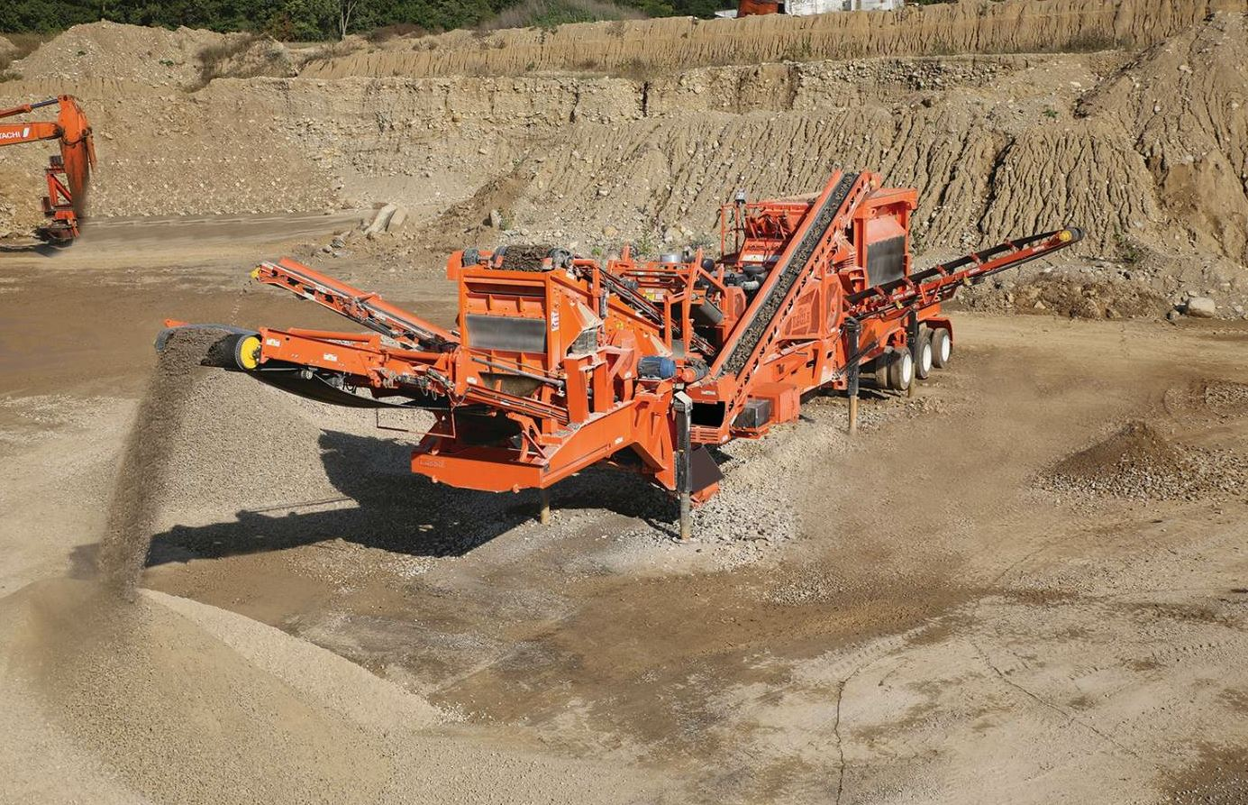 Ask about Eagle Crusher's RapidDeploy plant.