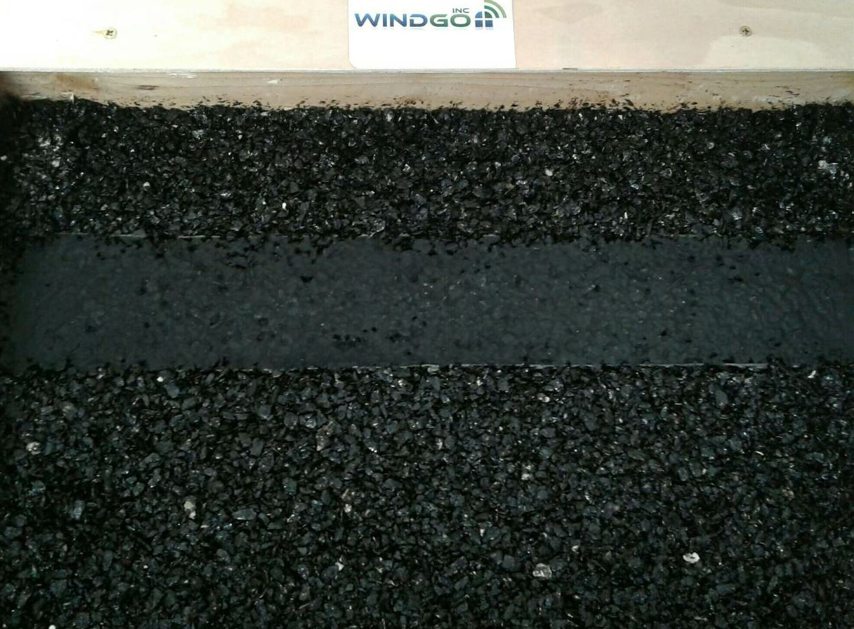 Fielding Staton's nano-particle-infused technology can be used in the asphalt binder or as an asphalt coating.