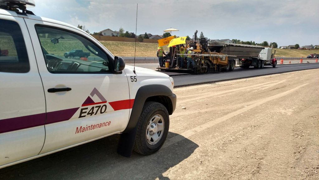 CM/GC was the project delivery method of choice on this job. This process allowed the E-470 Public Highway Authority a higher degree of involvement in the project.