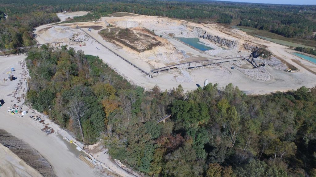 Sunrock got its start in quarries nearly 70 years ago. Four of its asphalt plants are located at its quarries, in Durham, Woodsdale, Butner and Kittrell.