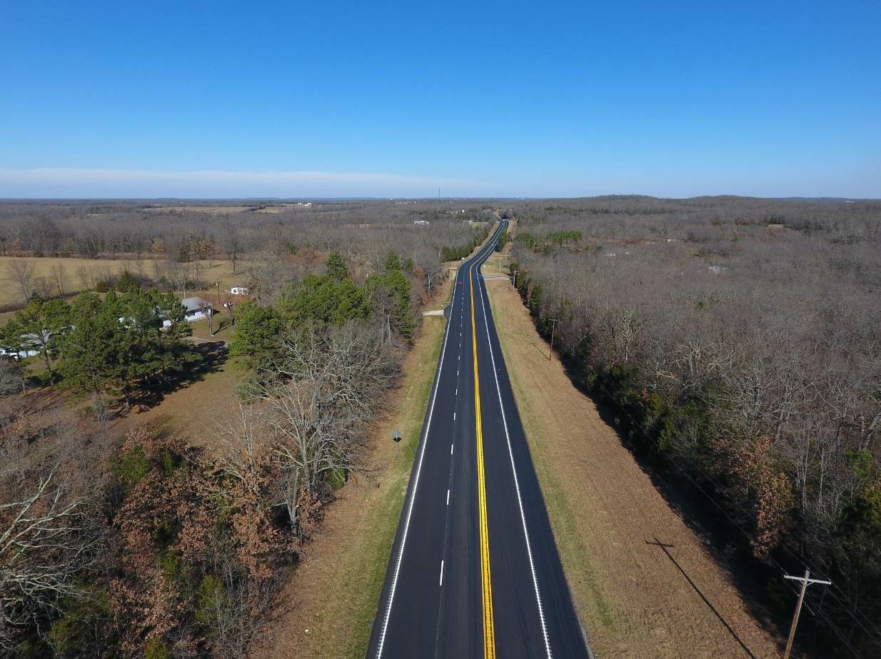 Pace Construction received a number of bonuses, as well as a Quality in Construction Award from MAPA. for its 22-mile project on Highway 63 in Missouri.