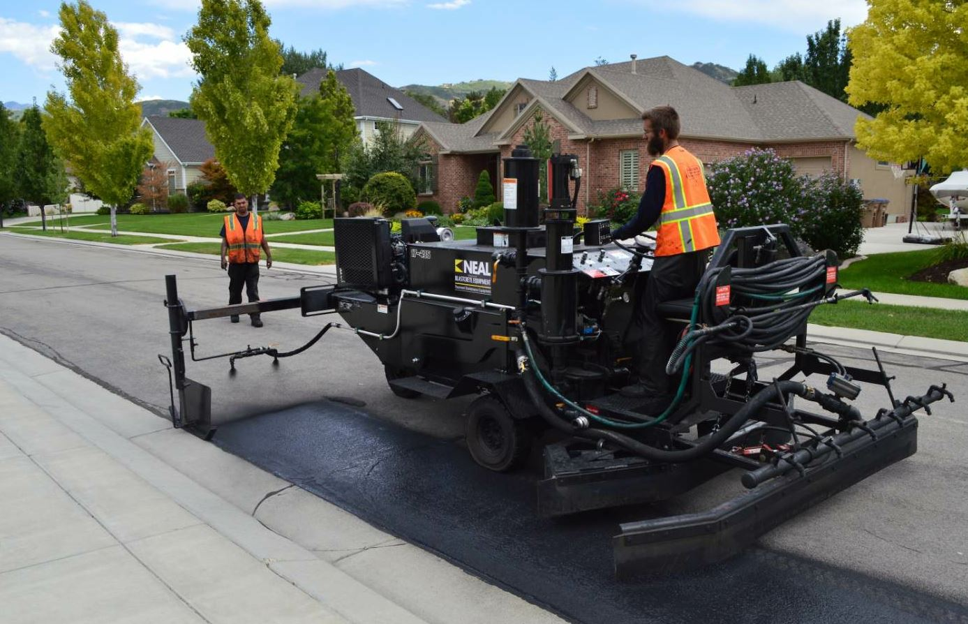 Neal Manufacturing introduces an Asphalt Road Preservation Package, which includes its high-volume road maintenance vehicle (pictured).