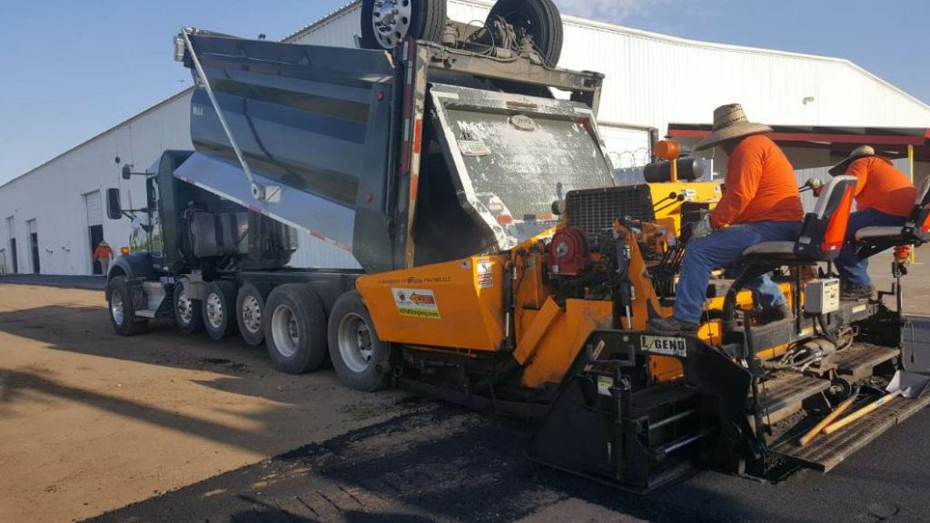 Rose Paving performs pavement maintenance and reconstruction on parking lots and structures nationwide.