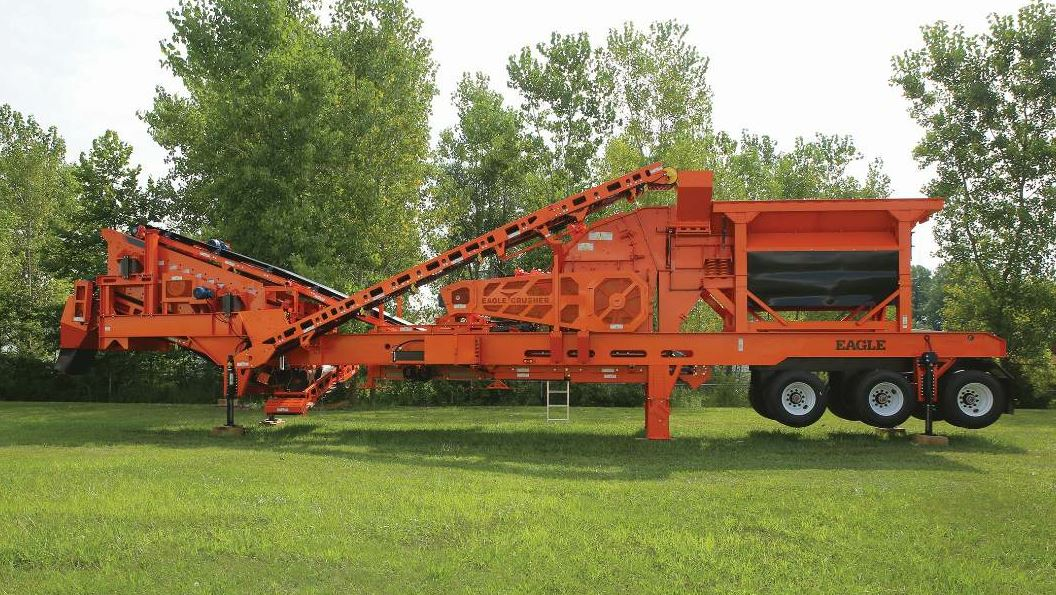 See the new Stealth™-500 from Eagle Crusher during its launch at WOA/AGG1 in booth 27089.