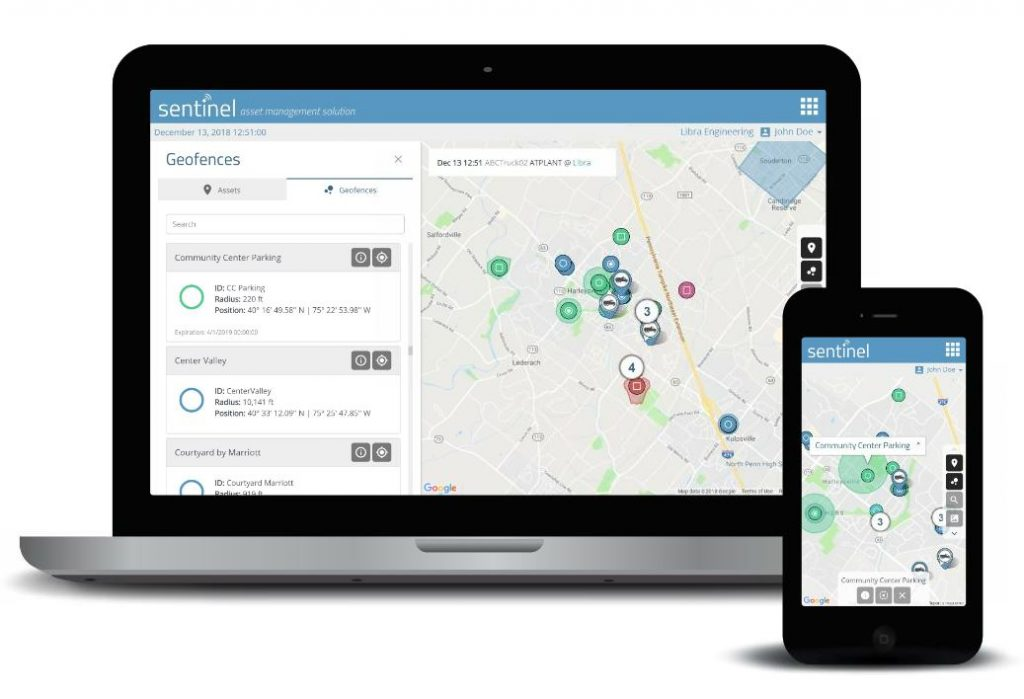Stop by booth 31127 to see the new Sentinel asset management solution from Libra.