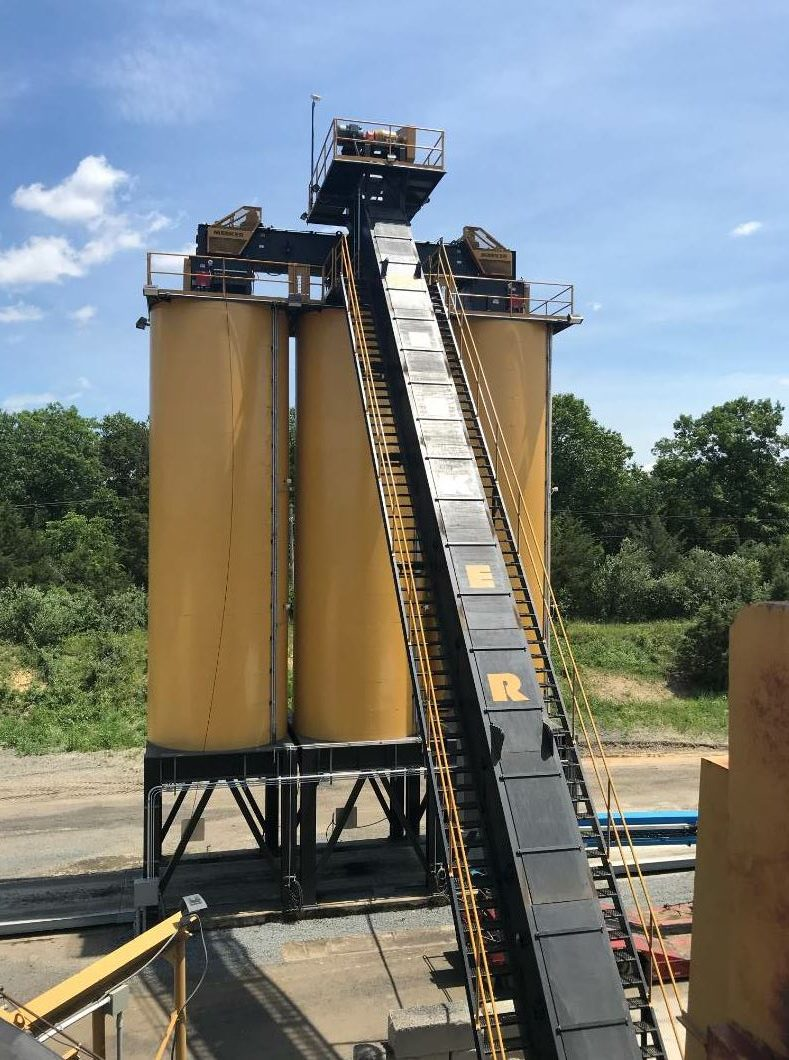 The Meeker Hot Mix Silo System