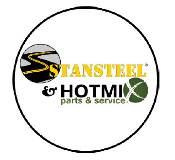 Stop by booth 17133 at the top of the hour for a training talk with a Stansteel/Hotmix Parts & Service expert.