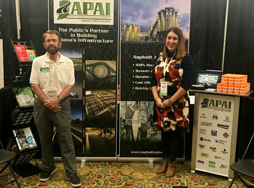 On Jan. 1, 2019, Pauley (right) took over as APAI's executive director, a position previously held by Bill Knopf (left).