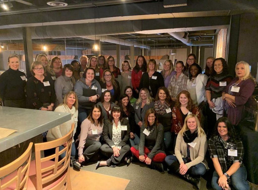 In the fall of 2019, a group of four APAI women planned the first Indiana Women of Asphalt event. The event brought together 40 women within the industry, including laborers, equipment operators, project managers, estimators, administrators, accountants and CEOs, to name a few.
