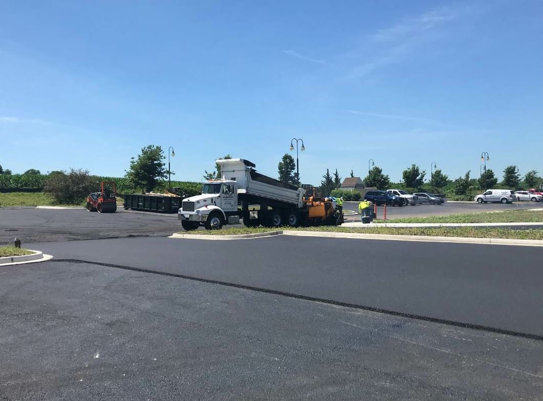 Schroeder Asphalt Services Inc. now has over 100 pieces of equipment in its arsenal to handle multiple types of projects.