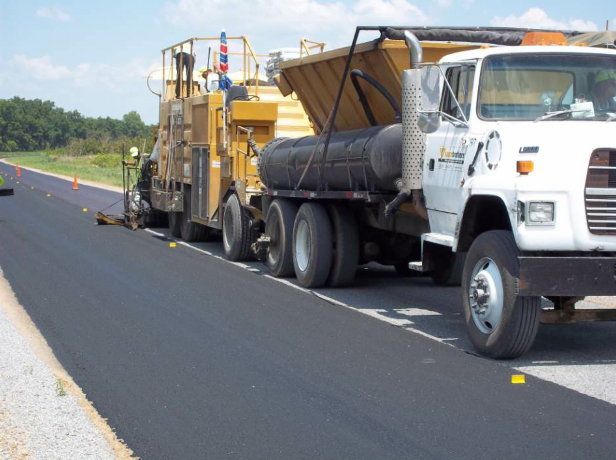 Agencies may already have specs in place for more common pavement preservation treatments, such as micro surfacing. However, the new standards prepared by the ETF could offer a number of benefits.
