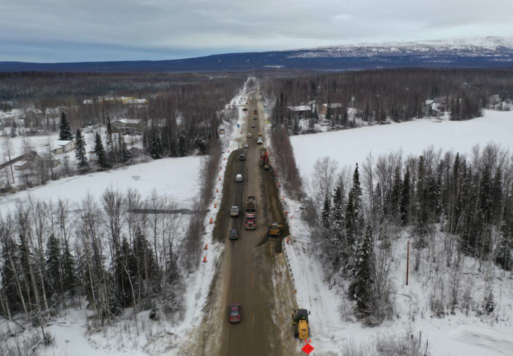 Of the more than 170 sites of damage, traffic completely stopped in eight locations. Three of the sites were major routes that had to be closed down due to the scope of the damage.