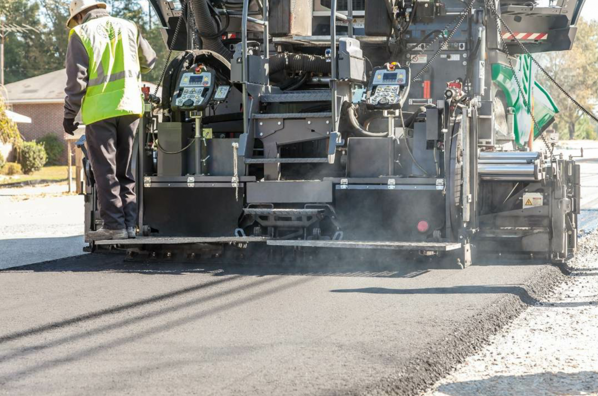 Don't assume someone else has heated up the screed before the first truck charged the hopper. When you have a head of material ready to flow is not the time to realize the screed is cold. This is the screed operator's responsibility, but the paver operator can assist and the paving foreman has the authority to double-check it.